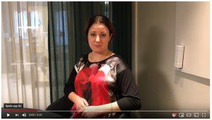 Sara Sundquist, näringspolitisk expert Livsmedelsforetagen
