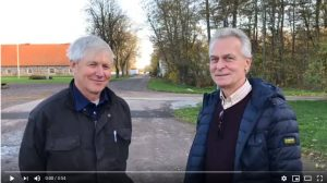 Eric Wallin, Västraby gård & Gunnar Oredsson, LRF
