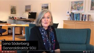 Lena Söderberg, Generaldirektör SGU