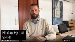 Niclas Hjerdt, SMHI