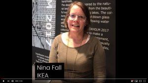 Nina Fall, IKEA