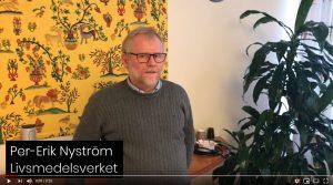 Per-Erik Nyström, Livsmedelsverket