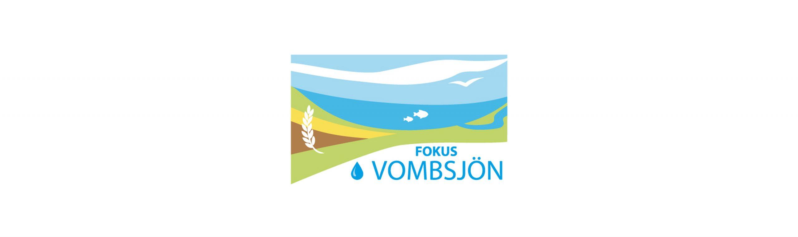 Fokus Vombsjön logo