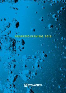 Framsida Sydvattens årsredovisning 2019