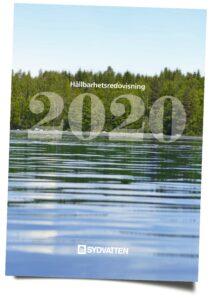 Framsida hållbarhetsredovisning 2020