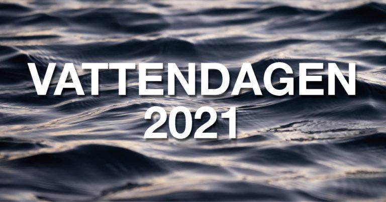 Vattendagen 2021